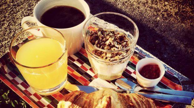 Frukostbricka
