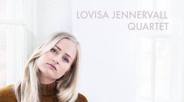 Lovisa Jennervall Quartet - skivrelease GBG