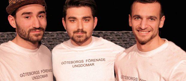 Månadens arrangör: Göteborgs förenade ungdomar
