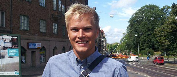 Månadens arrangör: Robert Andersson