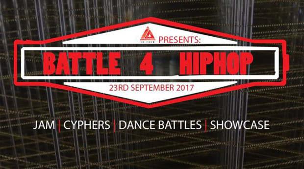 Battle 4 Hiphop 2017