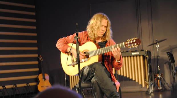Brunchkonsert med Oskar Genstrand