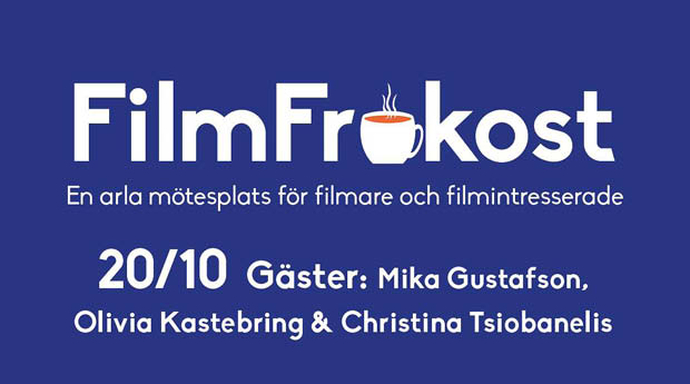 FilmFrukost Oktober