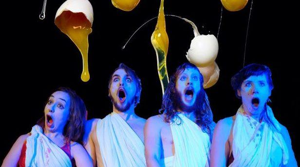 Ragnaröken Theatre ger: Bötte Baletten