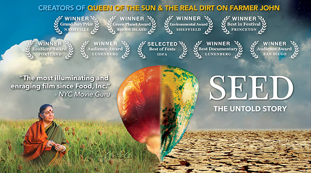 Filmvisning: Seed - The Untold Story