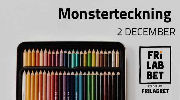 Workshop: Monsterteckning