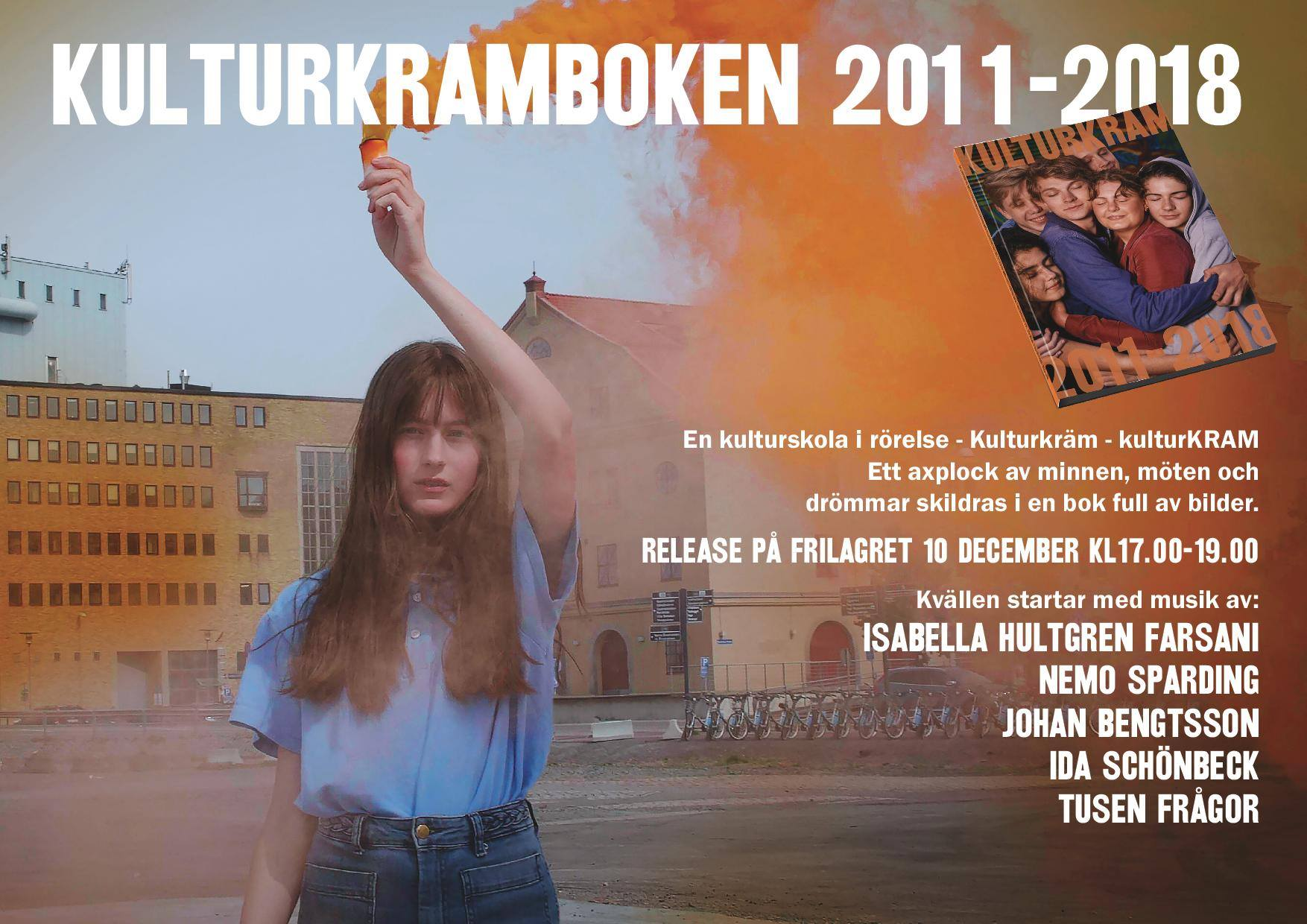 Bokkalas - kulturKRAM 2011 - 2018