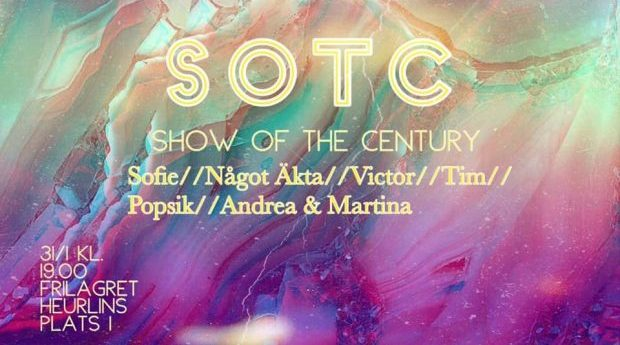 Konsert: SOTC