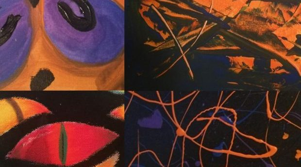 Utställning: Orange Hours
