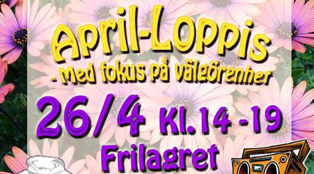 April-Loppis