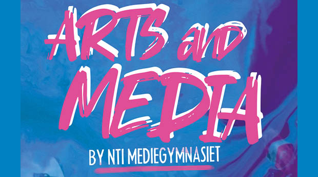 Arts and Media by NTI-Mediegymnasiet