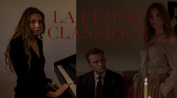 Utställning: La Femme Classique