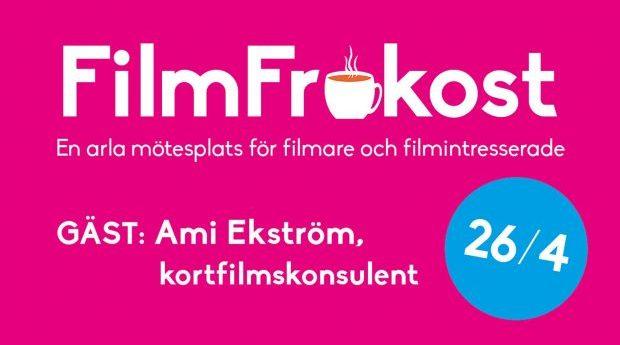 FilmFrukost med Ami Ekström