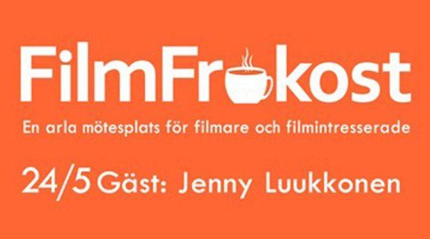 FilmFrukost med Jenny Luukkonen