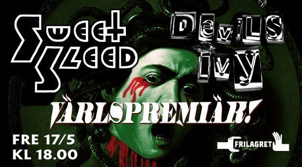 Sweet bleed & Devils Ivy