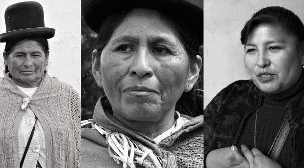 Utställning: Kvinnors röst i Bolivia