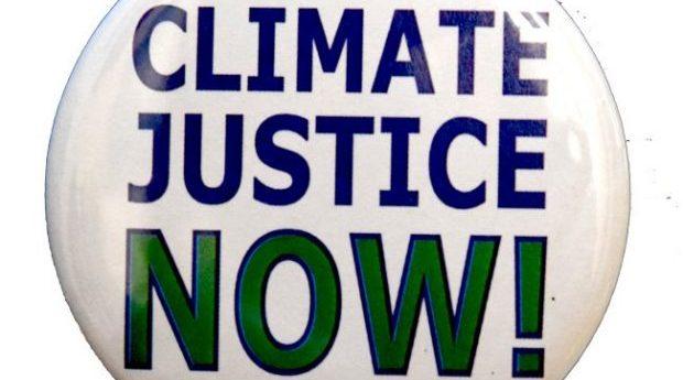 Café Planet: Workshop om klimaträttvisa