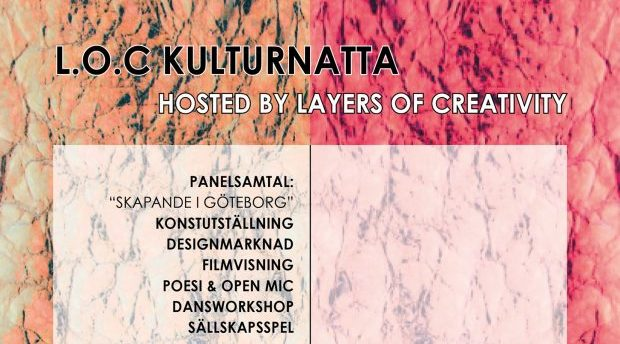 Kulturnatta: Hosted by Layers of Creativity