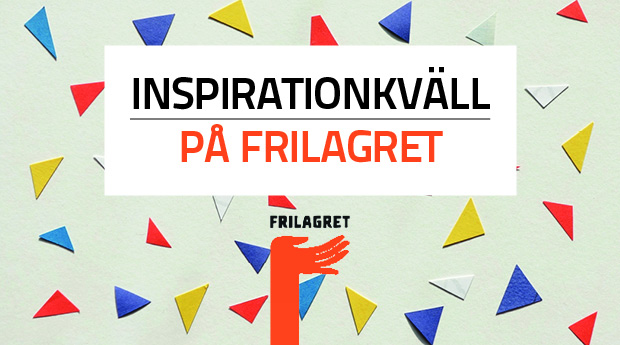 Inspirationkväll på Frilagret