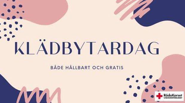 Klädbytardag/Clothing exchanging day