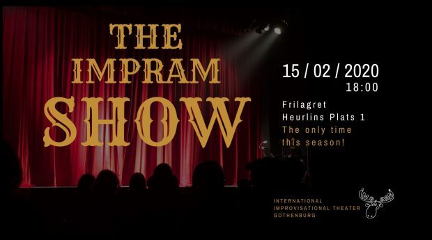 The Impram Show – Improv Comedy