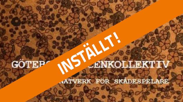INSTÄLLT! KICK-OFF Göteborgs Scenkollektiv