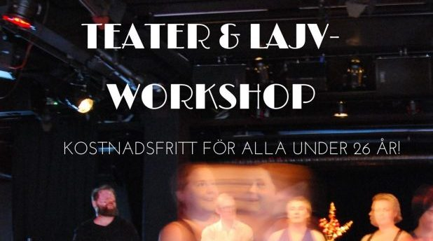 Workshop teater och lajv!