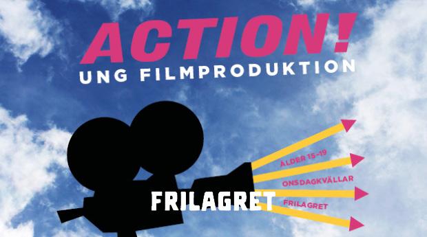 Filmkurs för unga mellan 15–19 år!