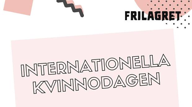 Internationella Kvinnodagen med Fryshuset!