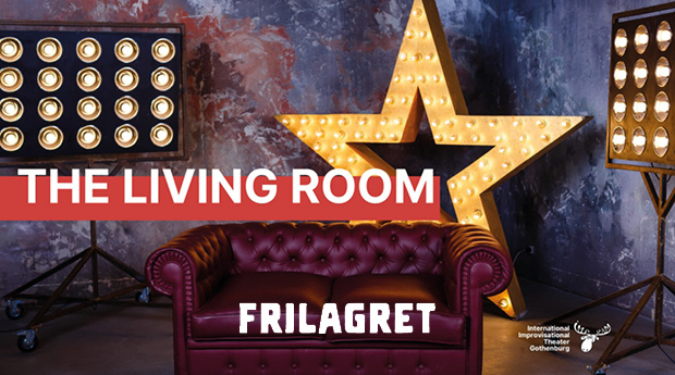 INSTÄLLT! Improv Comedy: The Living Room