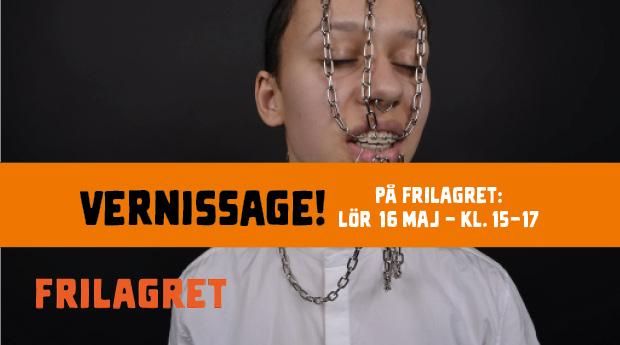 Utställning & vernissage: In your face