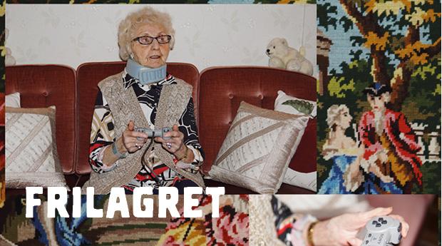 Utställning: Granny Cool