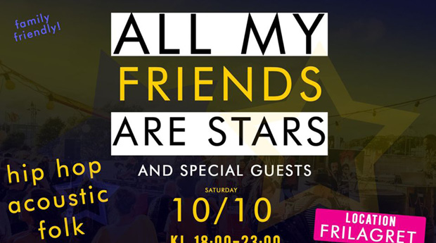 All My Friends Are Stars – Fall Festival