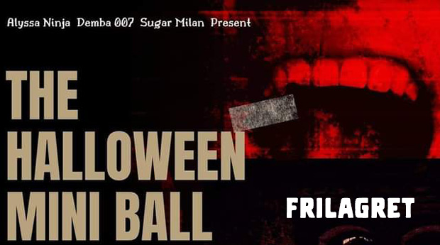 The Halloween Mini Ball: Horror Movie Edition