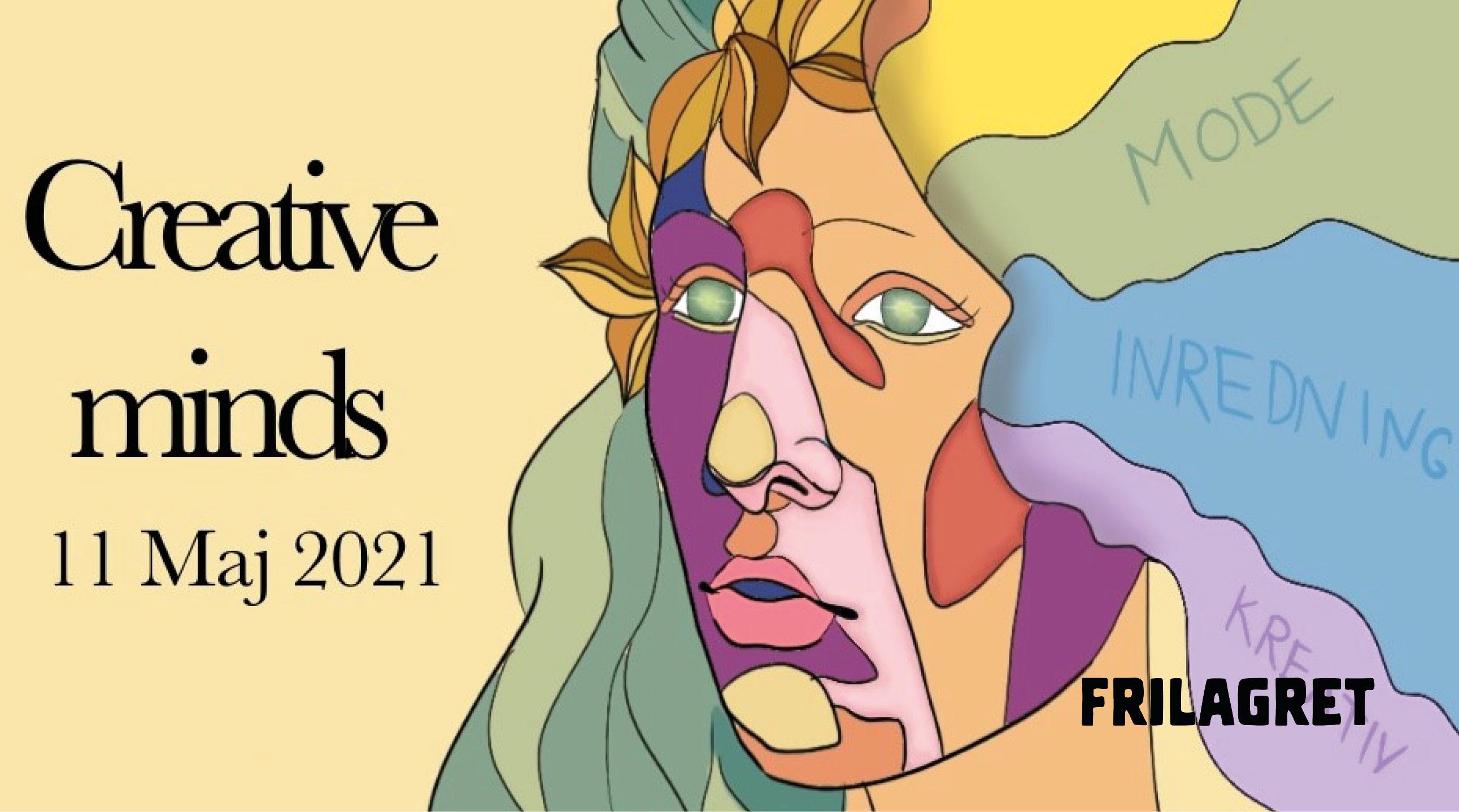 Digitalt: Creative minds – Livesänd design- och modeshow