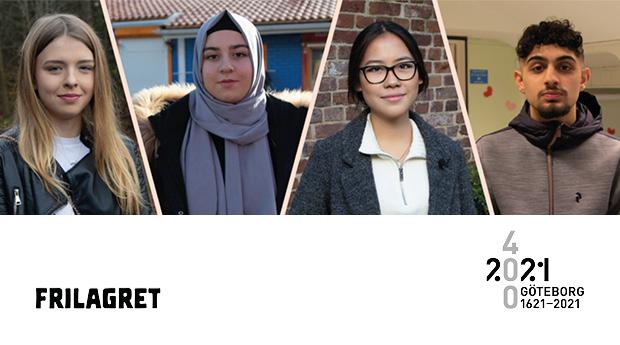Digitalt: Göteborg & Jag – Unga röster i stadsutvecklingen