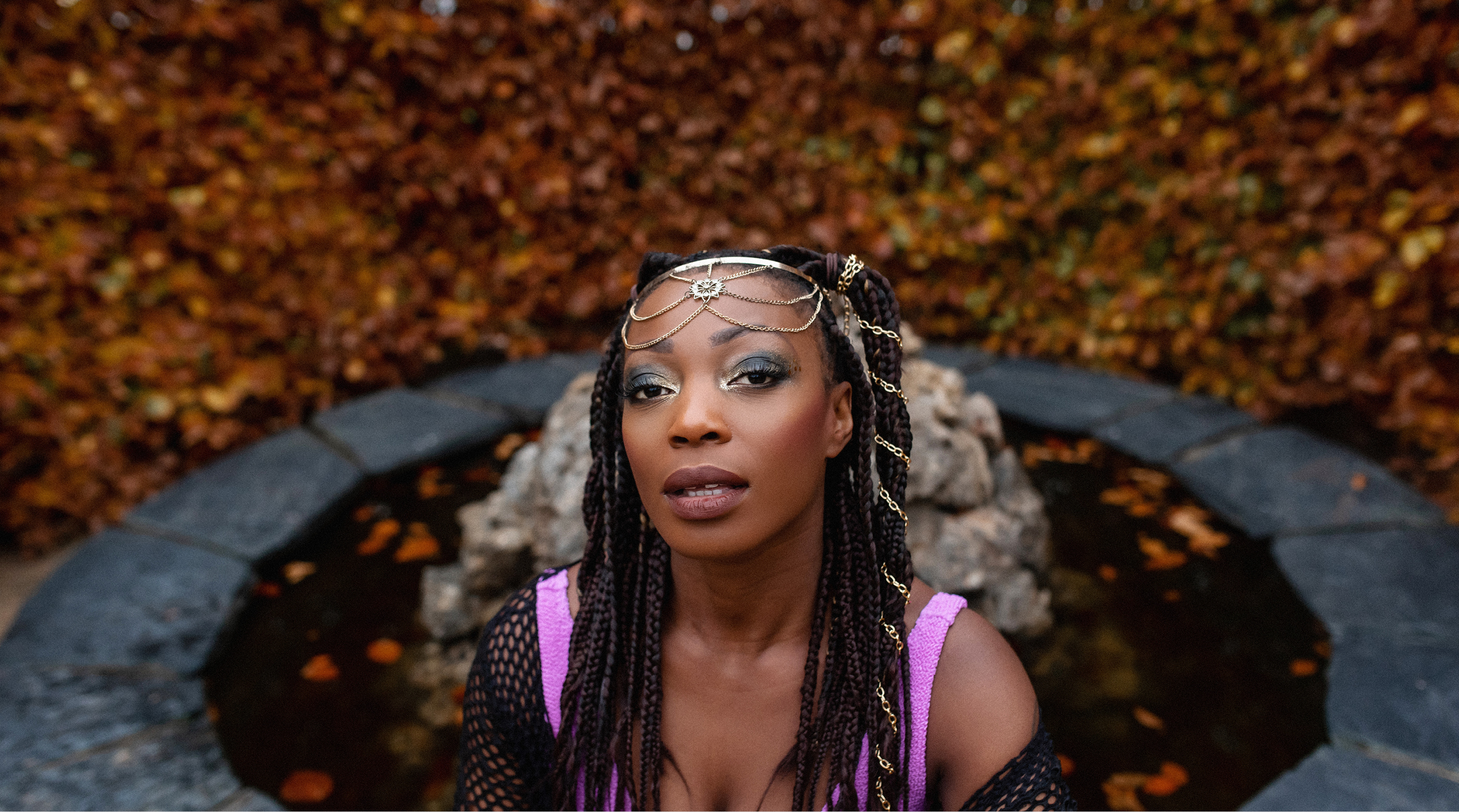 Afrobeats Invasion: Konsert Aurelia Dey and The Neighbours med gäster