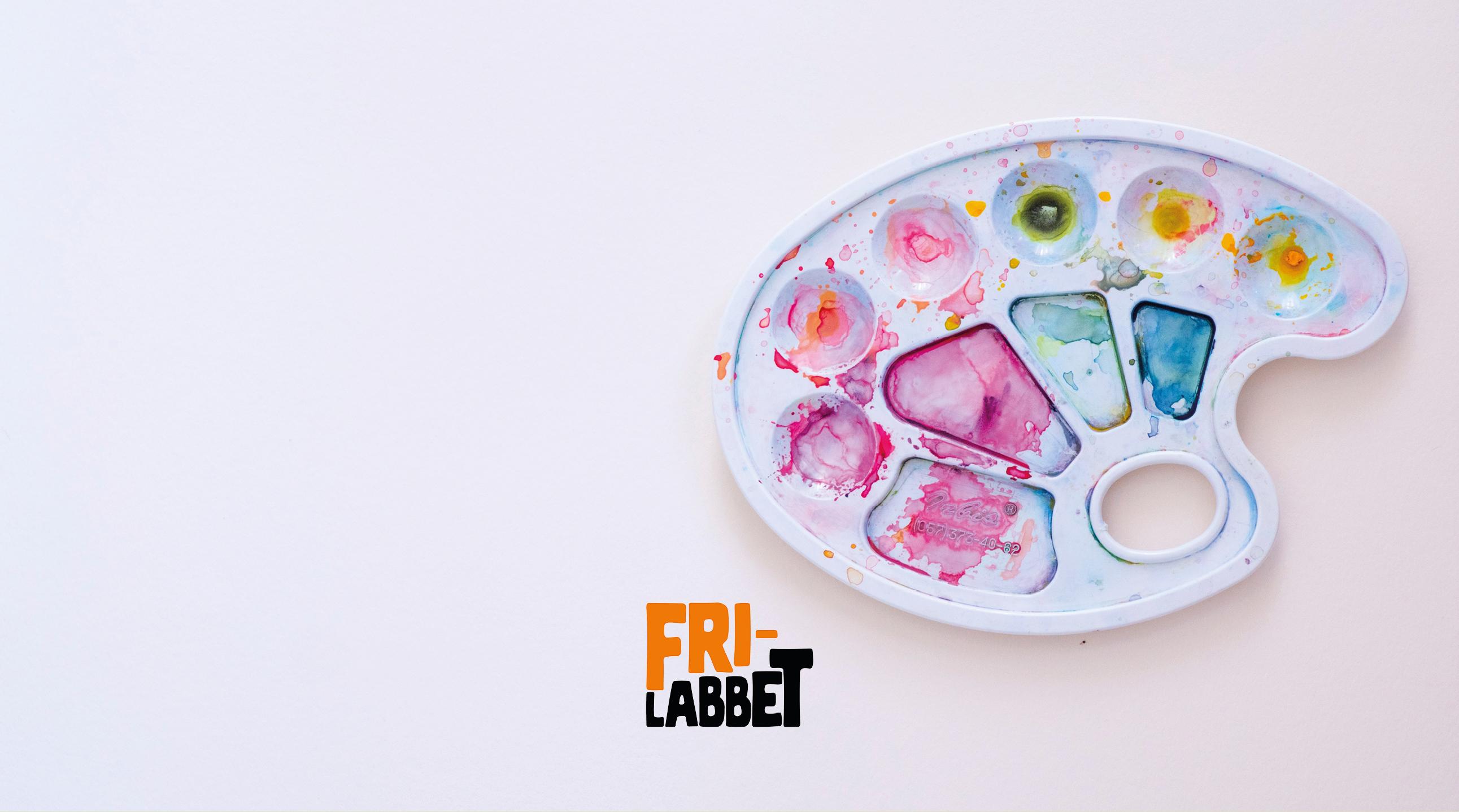 Kreativt häng: Akvarellmåleri och kreativt skrivande med Frilagrets ambassadörer