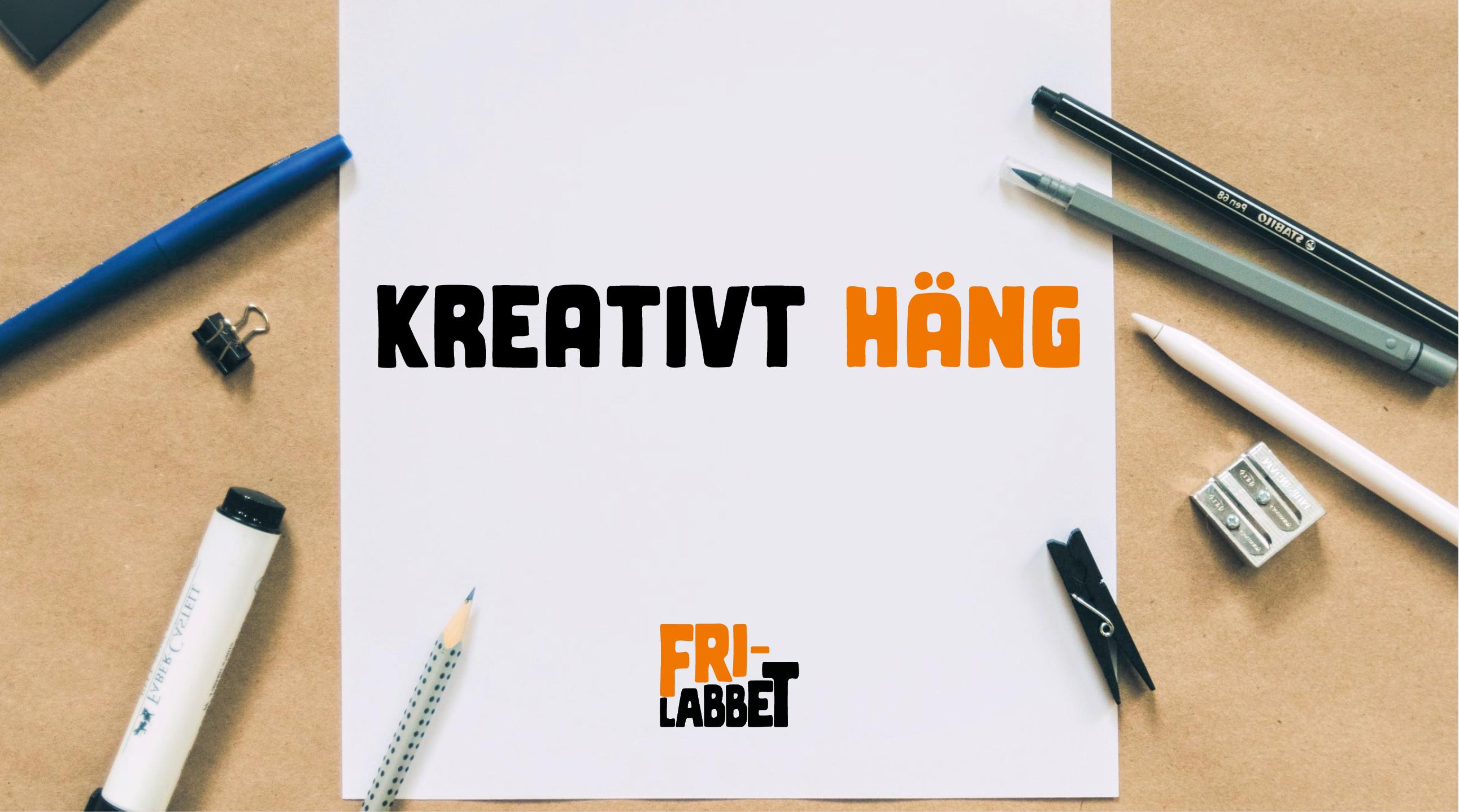 Kreativt häng: Textilmålning och patchmaking med Frilagrets ambassadörer